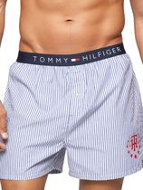 Tommy Hilfiger Stripes Cotton Logo Trunks & Boxers