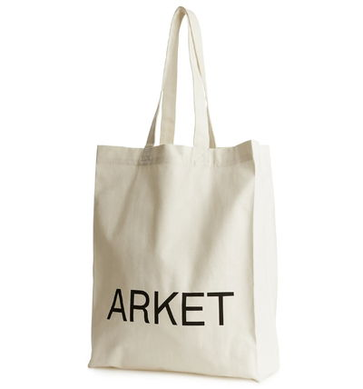 Casual Style Canvas A4 Plain Office Style Totes
