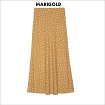 Rails Flower Patterns Casual Style Long Maxi Skirts