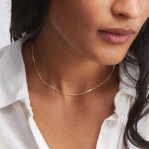 GLDN Casual Style Chain Silver 14K Gold Elegant Style Fine