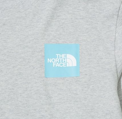 THE NORTH FACE Long Sleeve Unisex Street Style Long Sleeves Cotton Long Sleeve T-shirt 12