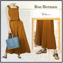 Ron Herman Plain Long Culottes
