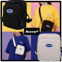 ncover Casual Style Unisex Street Style Shoulder Bags