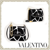 VALENTINO Casual Style Party Style Shoulder Bags