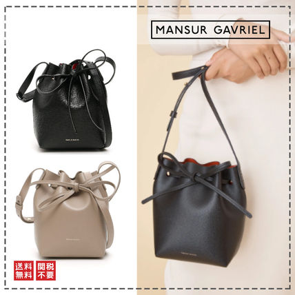 Casual Style Purses Office Style Elegant Style Bucket Bags