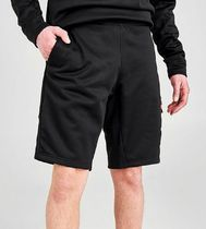 THE NORTH FACE Unisex Street Style Plain Co-ord Logo Cargo Shorts