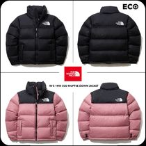 THE NORTH FACE Nuptse Street Style Logo Down Jackets