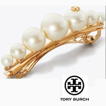 Tory Burch Costume Jewelry Barettes Casual Style Party Style