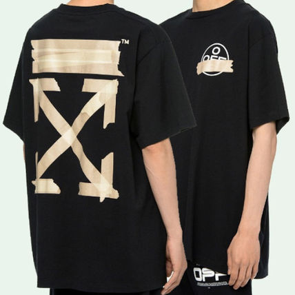 Off-White More T-Shirts Street Style T-Shirts 12