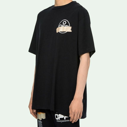 Off-White More T-Shirts Street Style T-Shirts 14
