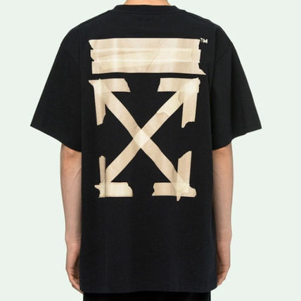 Off-White More T-Shirts Street Style T-Shirts 16