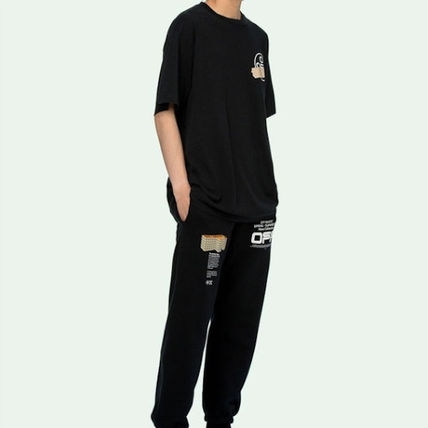 Off-White More T-Shirts Street Style T-Shirts 18