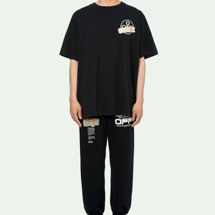 Off-White More T-Shirts Street Style T-Shirts 19