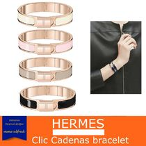 HERMES Bangles Casual Style Party Style Elegant Style Bridal