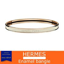 HERMES Bangles Casual Style Party Style Office Style Elegant Style