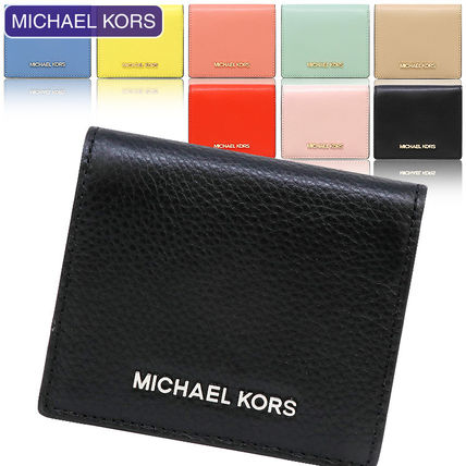 Leather Small Wallet Folding Wallets