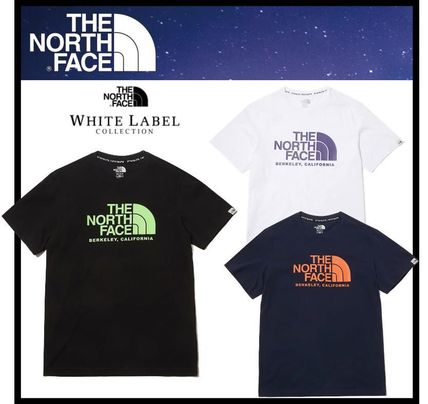 THE NORTH FACE More T-Shirts Unisex Street Style Short Sleeves T-Shirts