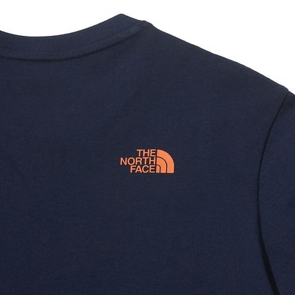 THE NORTH FACE More T-Shirts Unisex Street Style Short Sleeves T-Shirts 13