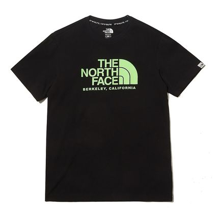 THE NORTH FACE More T-Shirts Unisex Street Style Short Sleeves T-Shirts 19