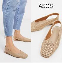 ASOS Square Toe Casual Style Flats