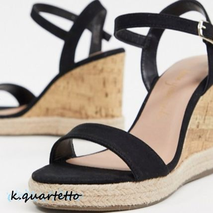 ASOS Open Toe Casual Style Party Style Platform & Wedge Sandals