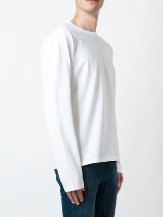 KENZO More T-Shirts Crew Neck Pullovers Unisex Street Style Long Sleeves 3