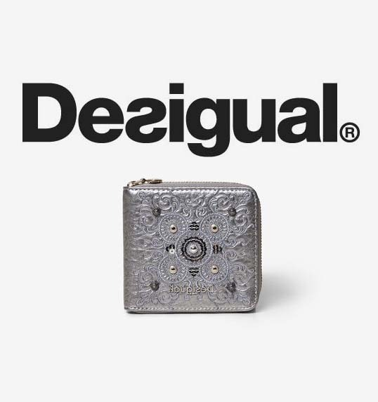 shop desigual wallets & card holders