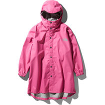 THE NORTH FACE Unisex Blended Fabrics Street Style Kids Kids Girl