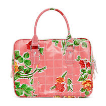 COMME des GARCONS Flower Patterns Casual Style PVC Clothing Handbags