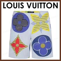 Louis Vuitton Multicolor Monogram Board Short