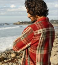 Outer known Shirts Long Sleeves Cotton Surf Style Shirts 7