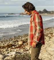 Outer known Shirts Long Sleeves Cotton Surf Style Shirts 8