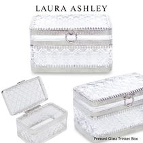 Laura Ashley Make-up Organizer Jewelry Organizer Clear Furniture