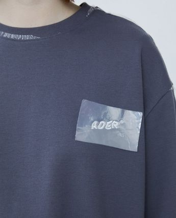 ADERERROR More T-Shirts Unisex Street Style T-Shirts 12