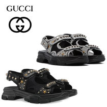 GUCCI Street Style Sport Sandals Sports Sandals