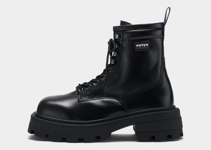 Unisex Leather Boots