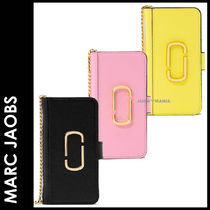 MARC JACOBS Chain Logo iPhone 11 Pro Smart Phone Cases