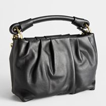 & Other Stories 2WAY Plain Leather Crossbody Shoulder Bags