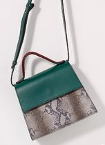 Anthropologie Other Plaid Patterns Street Style Leather Handbags