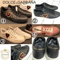 Dolce & Gabbana Casual Style Low-Top Sneakers