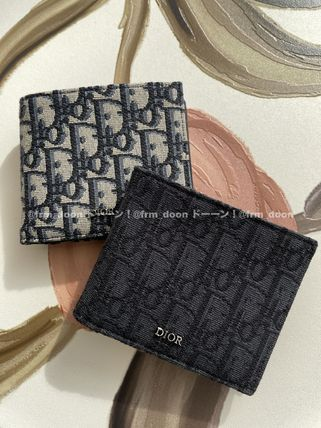Christian Dior DIOR OBLIQUE Wallet