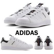adidas STAN SMITH Street Style Logo Low-Top Sneakers