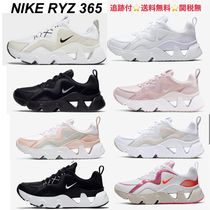 Nike Rubber Sole Lace-up Casual Style Street Style Plain
