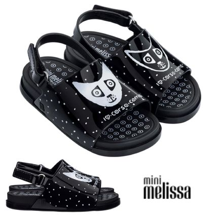 Collaboration Glitter Kids Girl Shoes