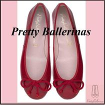 Pretty Ballerinas Casual Style Collaboration Party Style Elegant Style