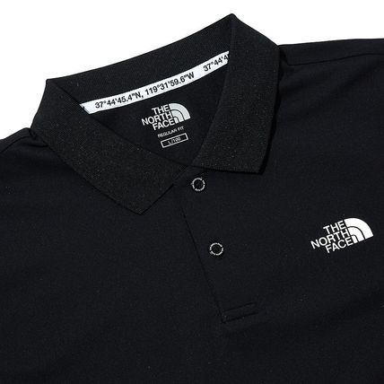 THE NORTH FACE Polos Street Style Outdoor Polos 8