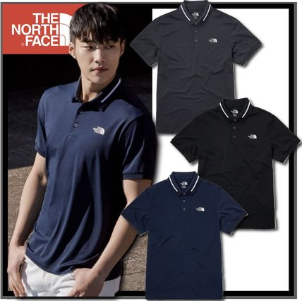 THE NORTH FACE Polos Street Style Outdoor Polos