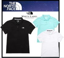 THE NORTH FACE WHITE LABEL Casual Style Polos