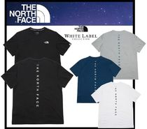 THE NORTH FACE WHITE LABEL Unisex Street Style Outdoor T-Shirts