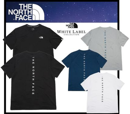 THE NORTH FACE Unisex Street Style Short Sleeves T-Shirts